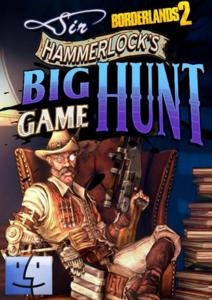 Packaging of Borderlands 2: Sir Hammerlock's Big Game Hunt [Mac]