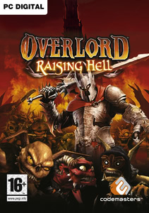 Packaging of Overlord: Raising Hell [PC]