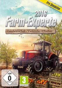 Verpackung von Farm-Experte 2016: Landwirtschaft - Viehzucht - Obstbau [PC]