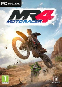 Packaging of Moto Racer 4 [PC]