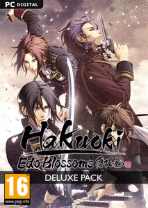 Packaging of Hakuoki: Edo Blossoms Deluxe DLC [PC]