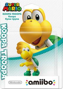 Verpackung von amiibo SuperMario Koopa Figur [3DS / Switch]