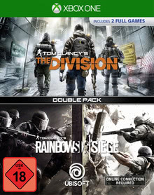 Verpackung von Tom Clancy's: Rainbow Six Siege & The Division [Xbox One]