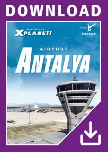 Verpackung von X-Plane 11 Airport Antalya XP [PC]