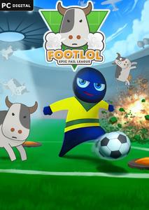 Packaging of FootLOL: Epic Fail League [PC]