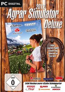 Verpackung von Agrar Simulator 2012 Deluxe Edition [PC]