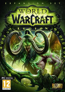 Packaging of World of Warcraft Legion [PC]