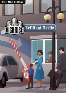 Packaging of Project Highrise: Brilliant Berlin [PC / Mac]