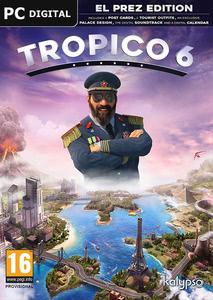 Packaging of Tropico 6 El Prez Edition [PC]