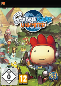 Emballage de Scribblenauts Unlimited [PC]