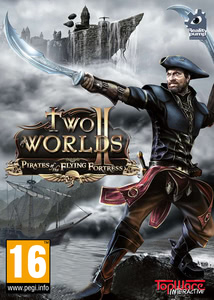 Packaging of Two Worlds II - Pirates of the Flying Fortress Add-On [Mac]