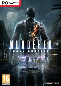 Packaging of Murdered: Soul Suspect [PC]