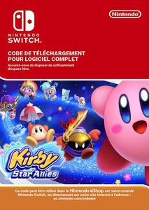 Emballage de Kirby Star Allies [Switch]