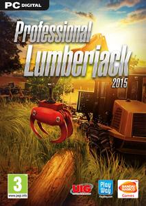 Packaging of Professional Lumberjack 2015 [PC]