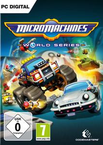 Verpackung von Micro Machines World Series [PC]