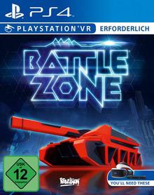 Verpackung von Battlezone - Playstation VR erforderlich [PS4]