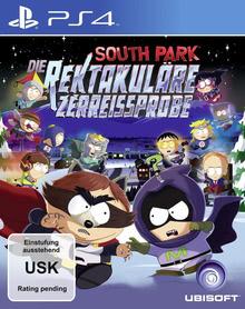 Verpackung von South Park: Die rektakuläre Zerreißprobe [PS4]