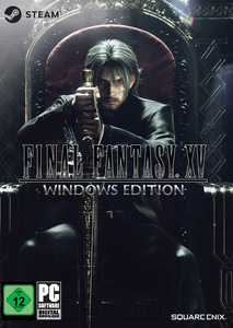 Verpackung von Final Fantasy XV Windows Edition [PC]