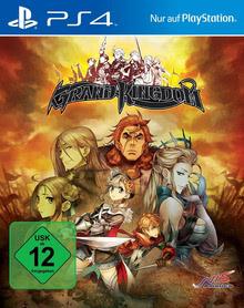 Verpackung von Grand Kingdom Launch Edition [PS4]