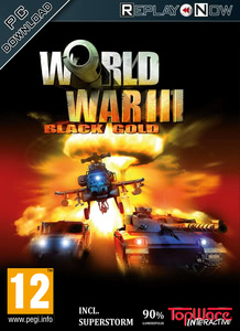 Packaging of WW3: Black Gold [PC]
