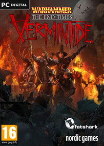 Packaging of Warhammer: End Times - Vermintide [PC]