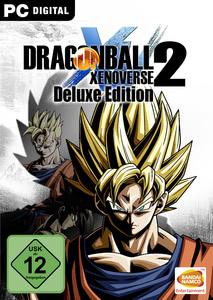 Verpackung von Dragon Ball Xenoverse 2 Deluxe Edition [PC]