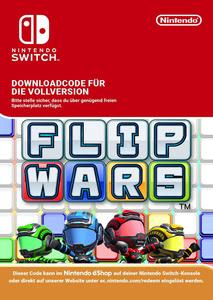 Verpackung von Flip Wars [Switch]