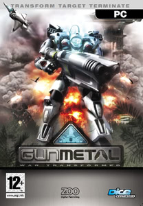 Packaging of Gun Metal [PC]