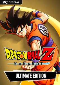 Packaging of Dragon Ball Z: Kakarot Ultimate Edition [PC]