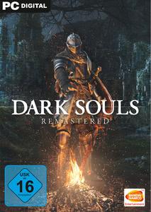 Verpackung von Dark Souls Remastered [PC]