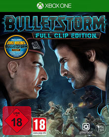 Verpackung von Bulletstorm Full Clip Edition [Xbox One]