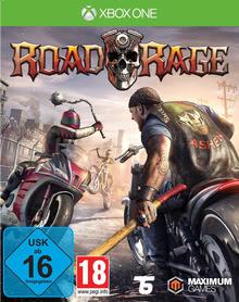 Verpackung von Road Rage [Xbox One]