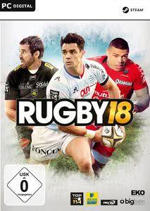 Verpackung von Rugby18 [PC]
