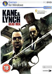 Verpackung von Kane & Lynch: Dead Men [PC]