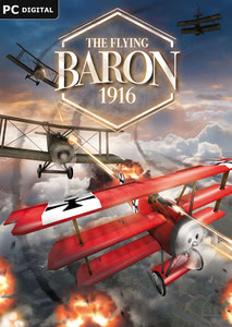 Packaging of Flying Baron 1916 [PC]