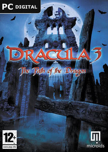Packaging of Dracula 3 - The Path of the Dragon [PC]