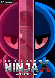 Packaging of 10 Second Ninja X [PC]