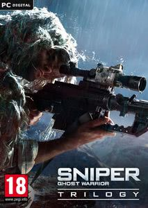 Packaging of Sniper: Ghost Warrior Trilogy [PC]