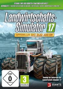 Verpackung von Landwirtschafts-Simulator 17: Offizielles Big Bud Add-On [PC]
