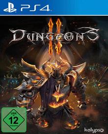 Verpackung von Dungeons 2 [PS4]
