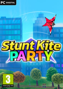 Packaging of Stunt Kite Party [PC]