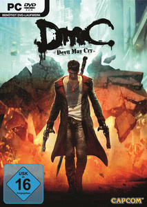 Verpackung von DmC: Devil May Cry (Action Classics) [PC]