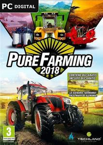 Packaging of Pure Farming 2018 [PC]