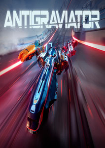 Packaging of Antigraviator [PC]