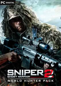 Packaging of Sniper: Ghost Warrior 2: World Hunter Pack [PC]