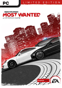 Verpackung von Need for Speed: Most Wanted Limited Edition [PC]