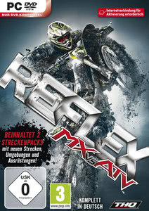 Verpackung von MX vs. ATV Reflex [PC]