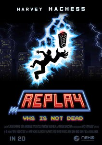 Packaging of Replay: VHS is not dead [PC / Mac]