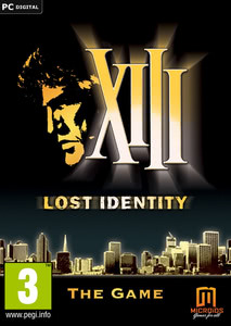 Packaging of XIII - Lost Identity [PC]