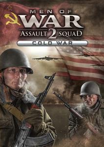Packaging of Men of War: Assault Squad 2 Cold War [PC]